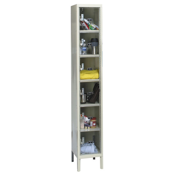Hallowell Safety-View Plus Locker | Bastian Solutions