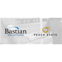 Bastian Solutions and Peach State acquisition