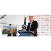 Westfield manufacturing facility press conference