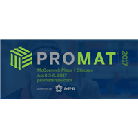 Join us in booth S3646 at ProMat