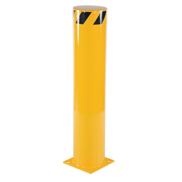 Vestil Steel Pipe Safety Bollard 42 X 8-1/2 In | Bastian