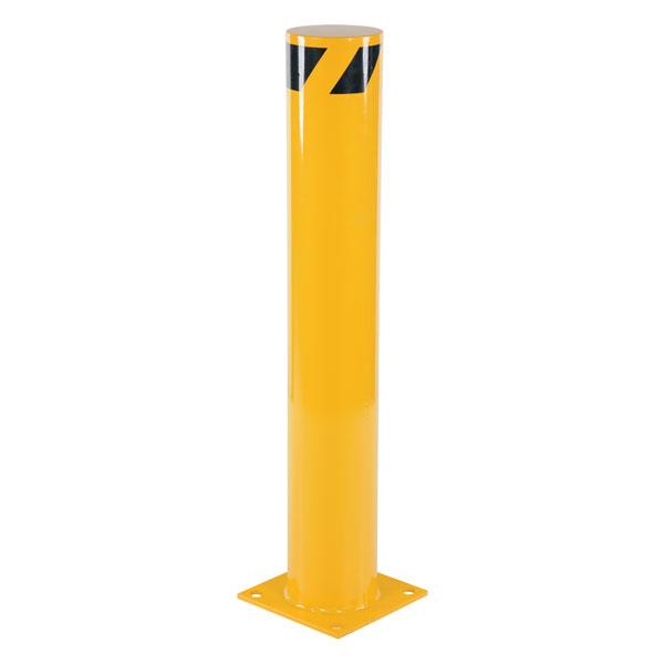 Vestil Steel Pipe Safety Bollard 42 X 6-1/2 In | Bastian