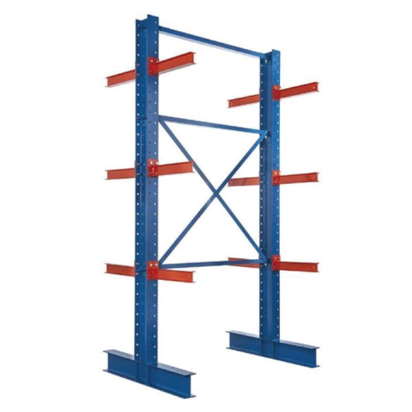 Double-Side-I-Beam-Cantilever-Rack-Steel-King
