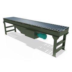Minimum Pressure Flat Belt Conveyor 1.9