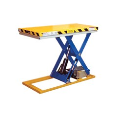 Hydraulic Lift Table - 2000 lbs. Capacity - 49 in L x 38 in W