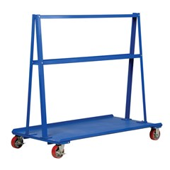 A-Frame Cart 2000 Lb Capacity 36 X 72 In