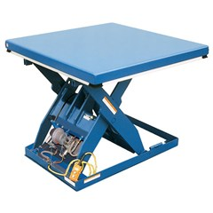 Hydraulic Lift Table - 3000 lbs. Capacity - 48 in L x 24 in W