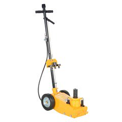 Air Hydraulic Cart - 44,000 lbs Capacity - 25 in L x 12 in W