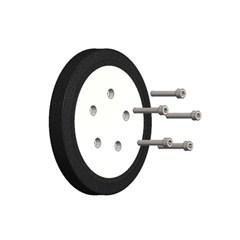 Autostore Wheel & Rim Assembly