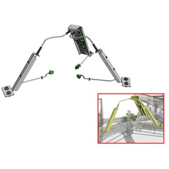 Autostore Carousel v2 ArmLink kit