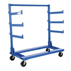 Portable Cantilever Cart 31.6X62.5X64.8