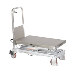 Hydraulic Lift Table - 1000 lbs. Capacity - 32.5 in L x 19.75 in W