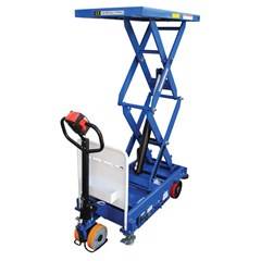 Hydraulic Lift Table - 1000 lbs. Capacity - 40 in L x 24 in W