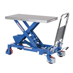 Hydraulic Lift Table - 1750 lbs. Capacity - 39.5 in L x 20 in W