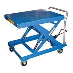 Hydraulic Lift Table - 2000 lbs. Capacity - 40 in L x 32 in W
