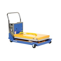 Portable Electric Lift Table - 1500 lbs. Capacity - 36 in L x 24 in W