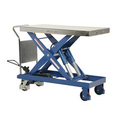 Hydraulic Lift Table - 4000 lbs. Capacity - 47 in L x 24 in W