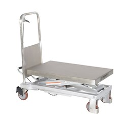 Hydraulic Lift Table - 750 lbs. Capacity - 32.5 in L x 19.75 in W
