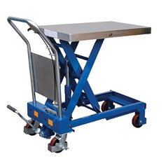 Hydraulic Lift Table - 750 lbs. Capacity - 32 in L x 19.75 in W