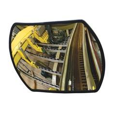 Rectangular Convex Safety Mirror 26