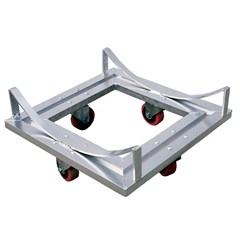 Heavy Duty Cradle Cart 600 Lb 20 X 20