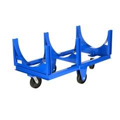 Heavy Duty Cradle Cart 4K Lb 60 X 28
