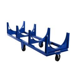 Heavy Duty Cradle Cart 4K Lb 96 X 28