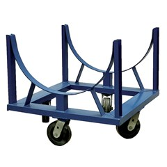 Heavy Duty Cradle Cart 4K Lb 29 X 29