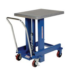 Hydraulic Lift Table - 2000 lbs. Capacity - 30 in L x 24 in W