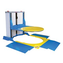 EZ Off Lifter - Low Profile Positioner with Pallet Truck Accessibility - 3 Ramps, 2500 lbs Capacity