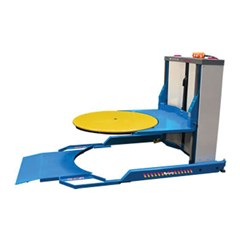 EZ Off Lifter - Low Profile Positioner with Pallet Truck Accessibility - 1 Ramp, 2500 lbs Capacity