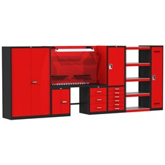 Fort Knox COMPLETE Modular Workbench System 210
