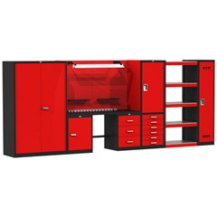 Fort Knox COMPLETE Modular Workbench System 168