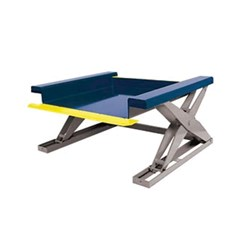 Electric Lift Table - 4000 lbs. Capacity - 48 in L x 50 in W