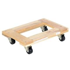 Hardwood Dolly Open Deck 0.9K Lb 16 X 24