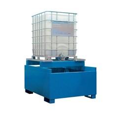 IBC Tote Dispensing Platform - One-Tote
