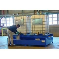 IBC Tote Dispensing Platform - Two-Tote