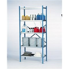 Containment Shelving 36