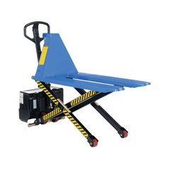 Tote Lift DC Powered - 3000 lbs. Capacity - 63
