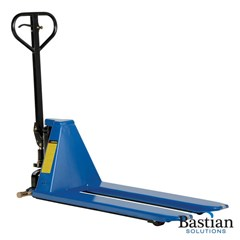 Tote Lift Hand Pump Powered - 3000 lbs. Capacity - 58