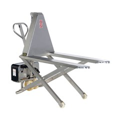 Tote Lift DC Powered - 2000 lbs. Capacity - 63