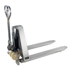 Tote Lift Hand Pump Stainless Steel - 3000 lbs. Capacity - 60