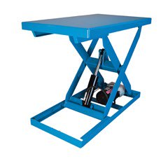 Hydraulic Lift Table - 2000 lbs. Capacity - 48 in L x 36 in W