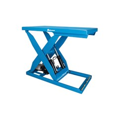 Hydraulic Lift Table - 5000 lbs. Capacity - 72 in L x 48 in W