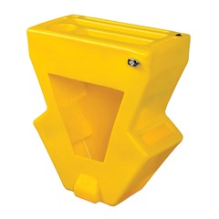 Yellow Economical Crown Pallet Truck Caddy