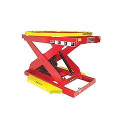 Southworth Powered PalletPal - Pneumatic 4,000 lbs. Capacity Ergonomic Pallet Positioner