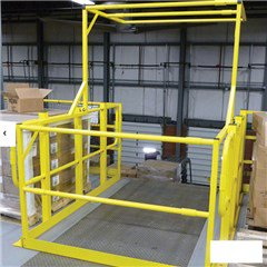 Pivot Safety Gate (10' Wide Cut-to-Fit Design)
