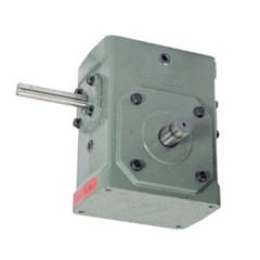 R-00157-20L 4A Speed Reducer Assembly - LH, 20:1,TBD