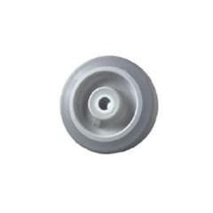 Return Wheel, Rubber Tire, 5/8