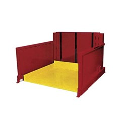 4000 lbs. Capacity PalletPal Roll-On Level Loader